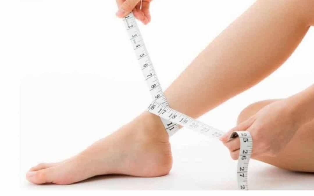 Caviglie grosse? Soluzione: liposuzione caviglie